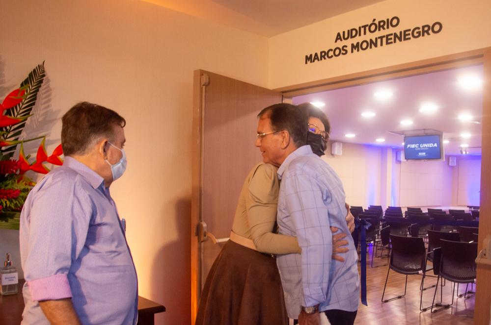 Claudio Targino, Alcilea Vieira E Beto Studart