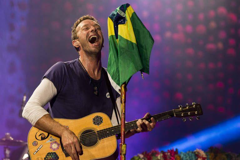 Coldplay é confirmado no Rock In Rio e retorna ao Palco Mundo em 2022