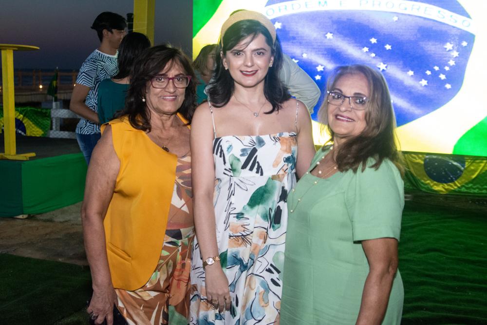 Consocia Neta, Maia Rita E Maria Nonato (dona Baíca)