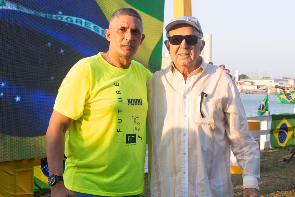 Coronel Aginaldo E Ivan Siqueira Campos