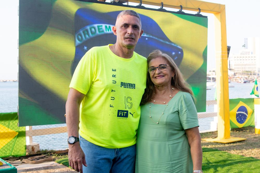 Coronel Aginaldo E Maria Nonato (dona Baíca)