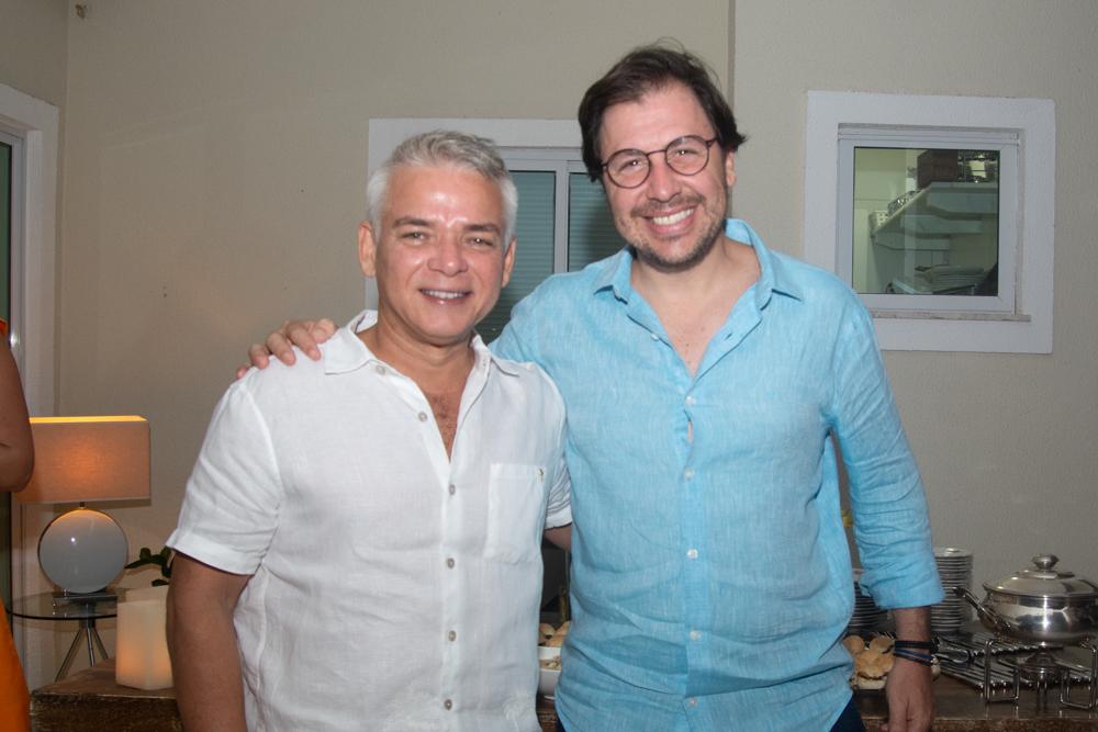 Cristiano Peixoto E Danilo Cavalcanti
