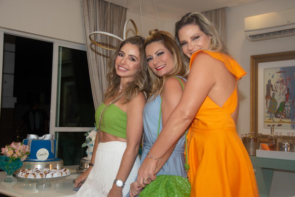 Danielle Peixoto, Tatiana Luna E Rachel Cavalcanti (1)