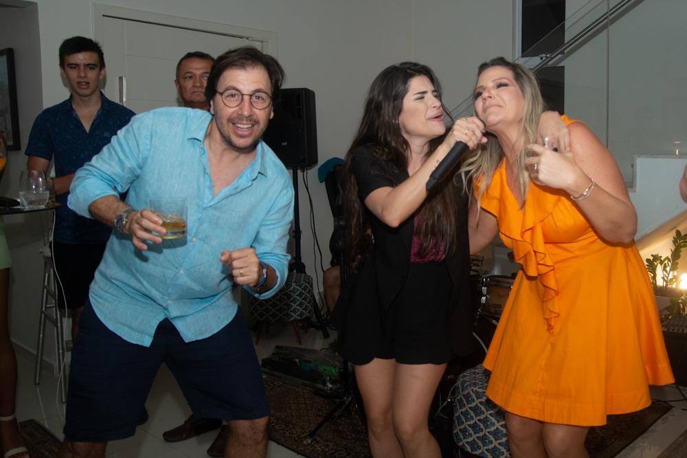 Danilo Cavalcanti, Carla Amaral E Rachel Cavalcanti (3)