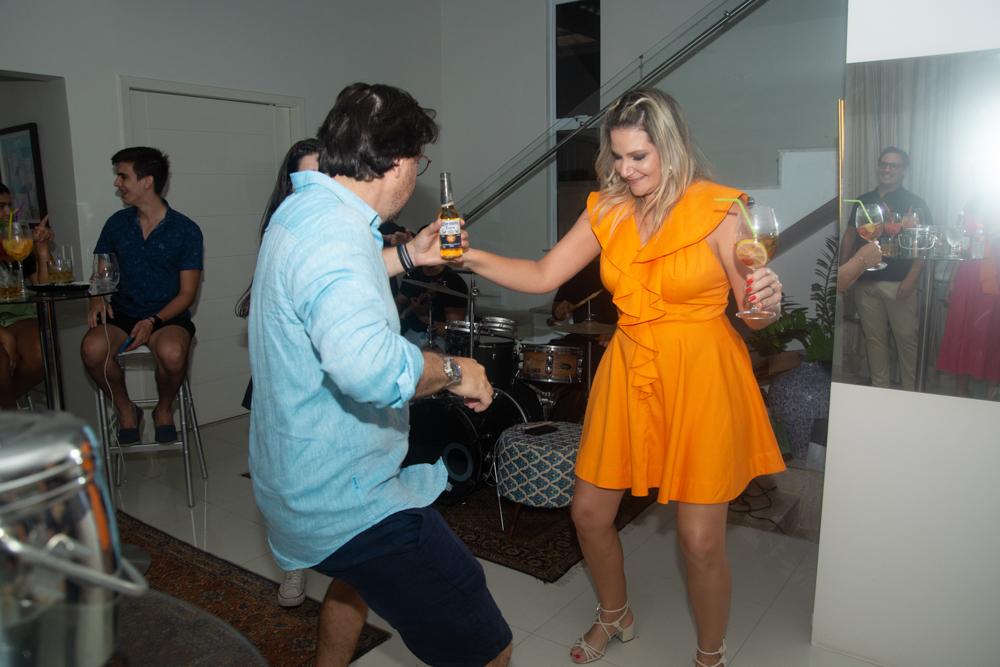 Danilo E Rachel Cavalcanti