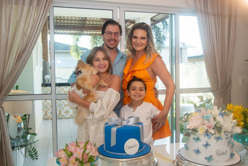 Danilo, Rachel, Sarah E Pedro Cavalcanti