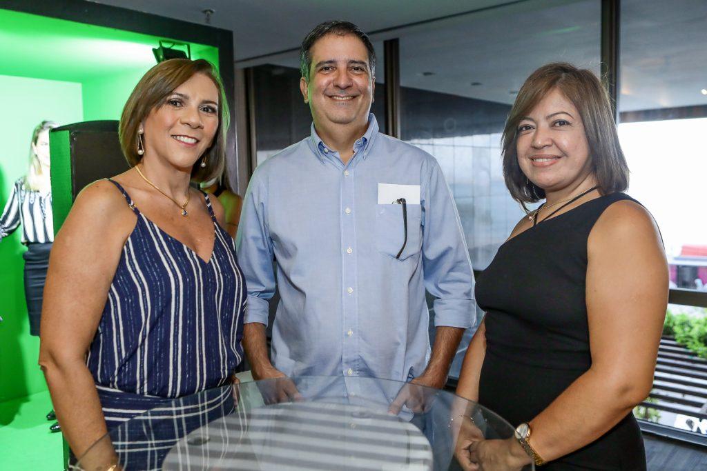 Darci Mendes, Carlos Lopes E Rosa Barbosa