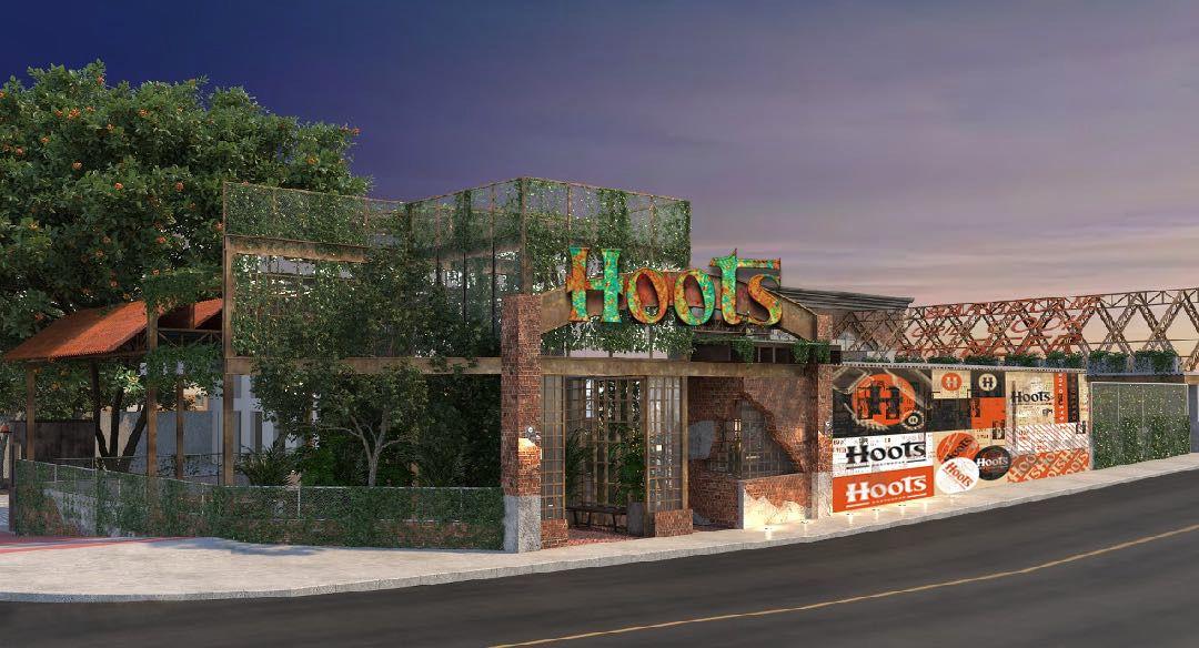 Unindo entretenimento e alta gastronomia, HOOTS está prestes a ser inaugurado em Fortaleza