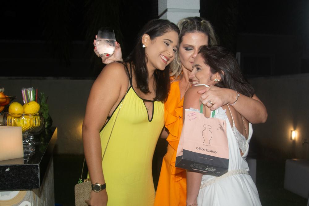 Débora Fortes, Rachel Cavalcanti E Dyana Haffeny (1)