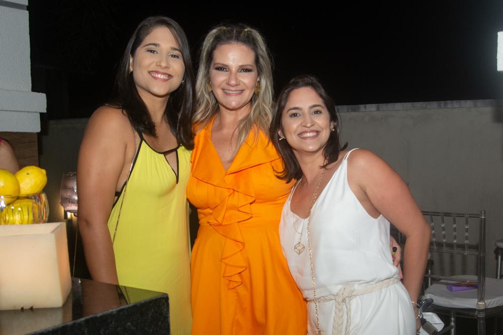 Débora Fortes, Rachel Cavalcanti E Dyana Haffeny (2)
