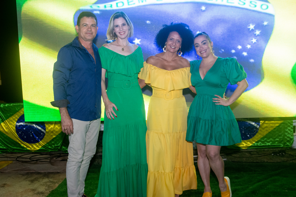 Demetrio De Castro, Fabricia De Castro, Janaina Dantas E Luciana Uchoa (2)