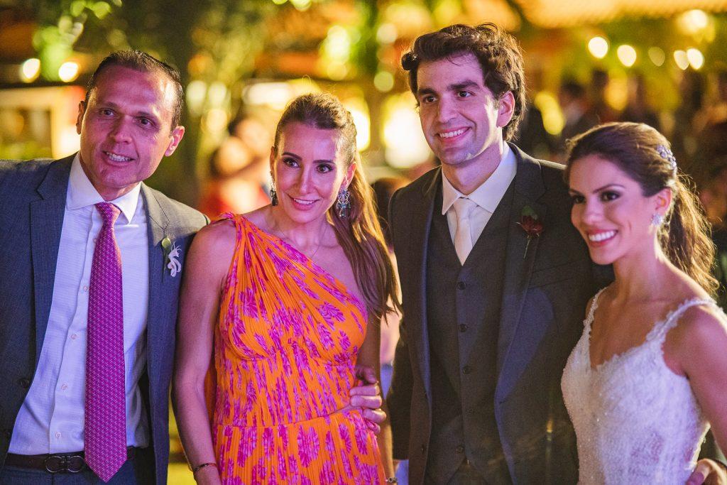 Eduardo Diogo, Melaine Fernandes, Raphael Nogueira E Manuela Rolim