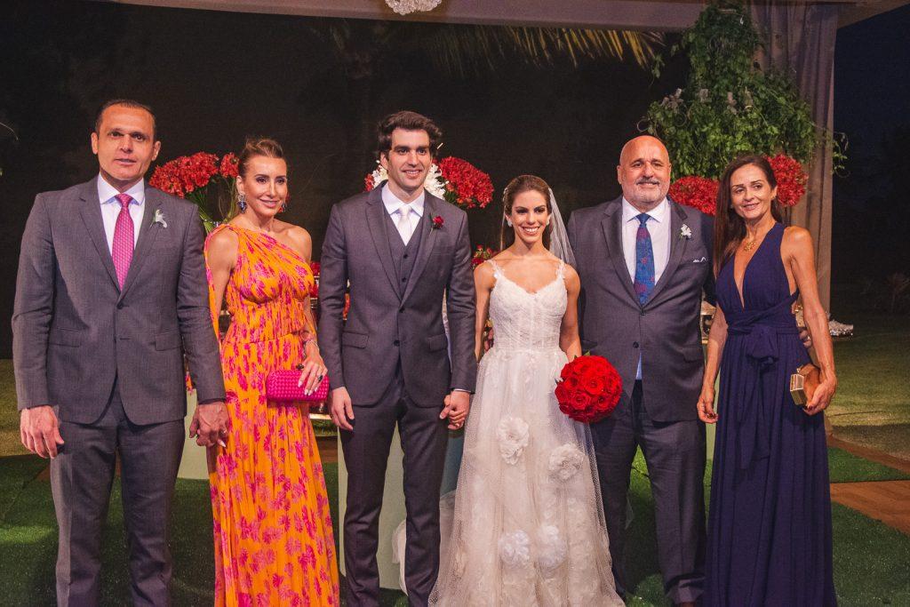 Eduardo Diogo, Melaine Fernandes, Raphael Nogueira, Manuela Rolim, Ricardo Diogo Siqueira E Francelina Diogo Siqueira