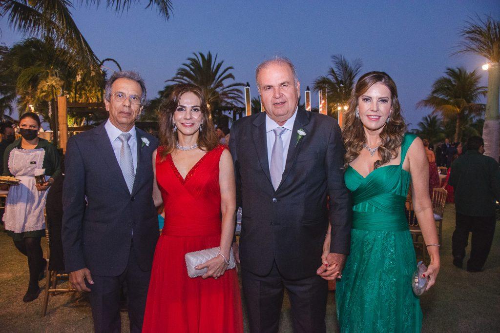 Eduardo Rolim, Sandra Rolim, Haroldo Diogo E Rosele Diogo