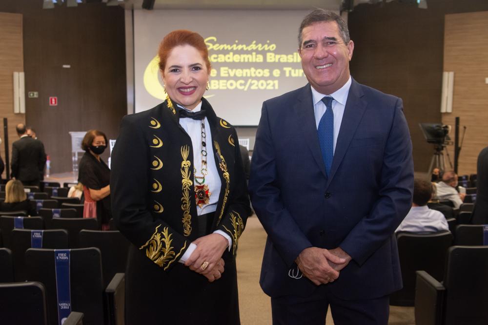 Enid Câmara E Luiz Gastão Bittencourt