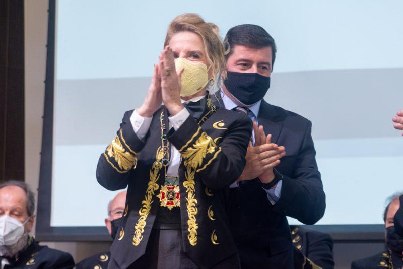 Posse - Anya Ribeiro é empossada na Cadeira nº13 da Academia Brasileira de Eventos e Turismo