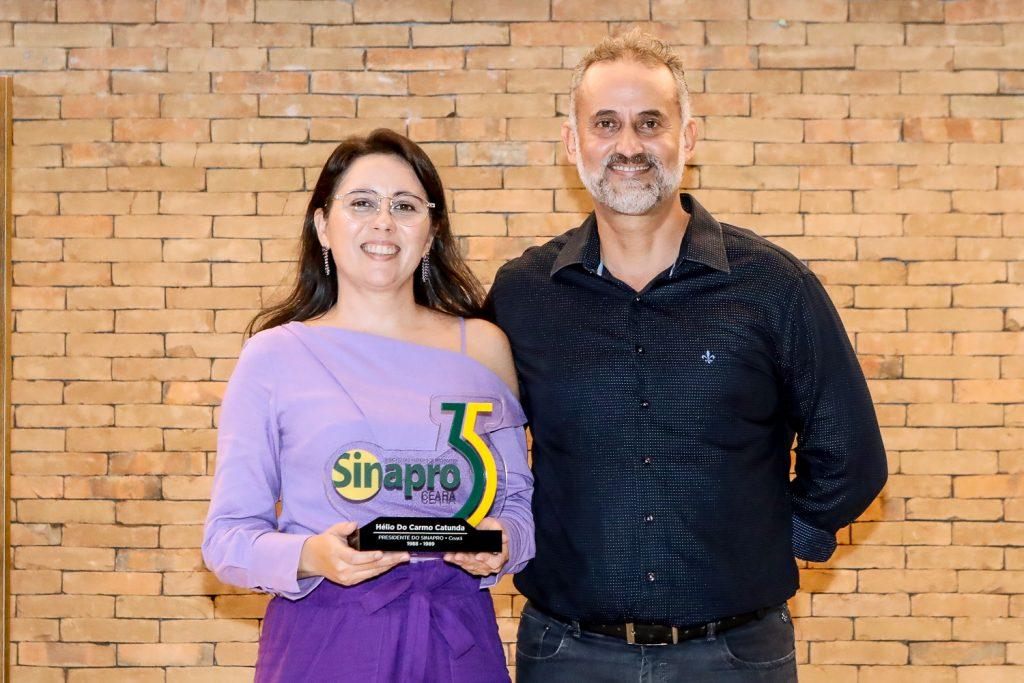 Erica Catunda E Henrique Donato