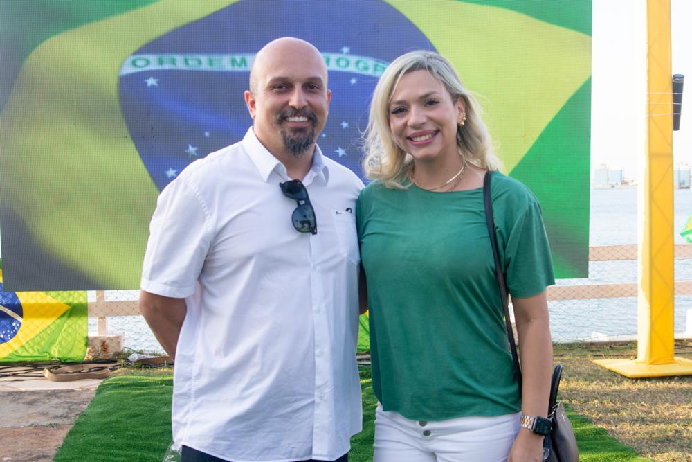 Euram Ramos E Manuela Martins