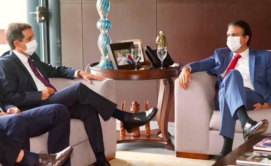 Camilo Santana e Izolda Cela cumprem extensa agenda de negócios na Europa