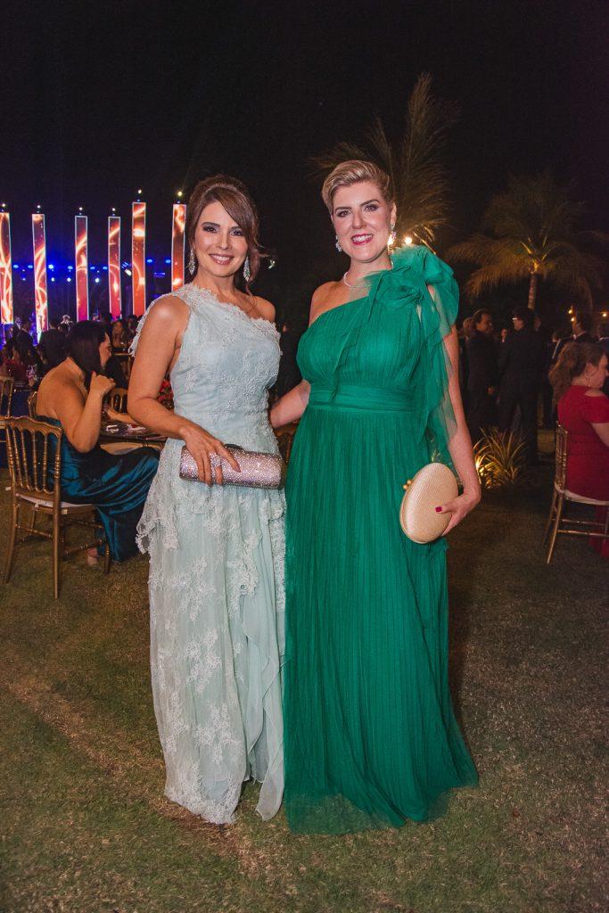 Eveline Fujita E Karla Pereira