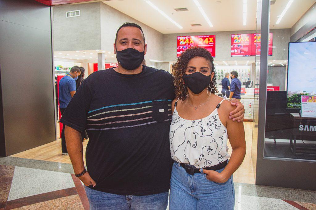Fabricio Borges E Luana Freitas
