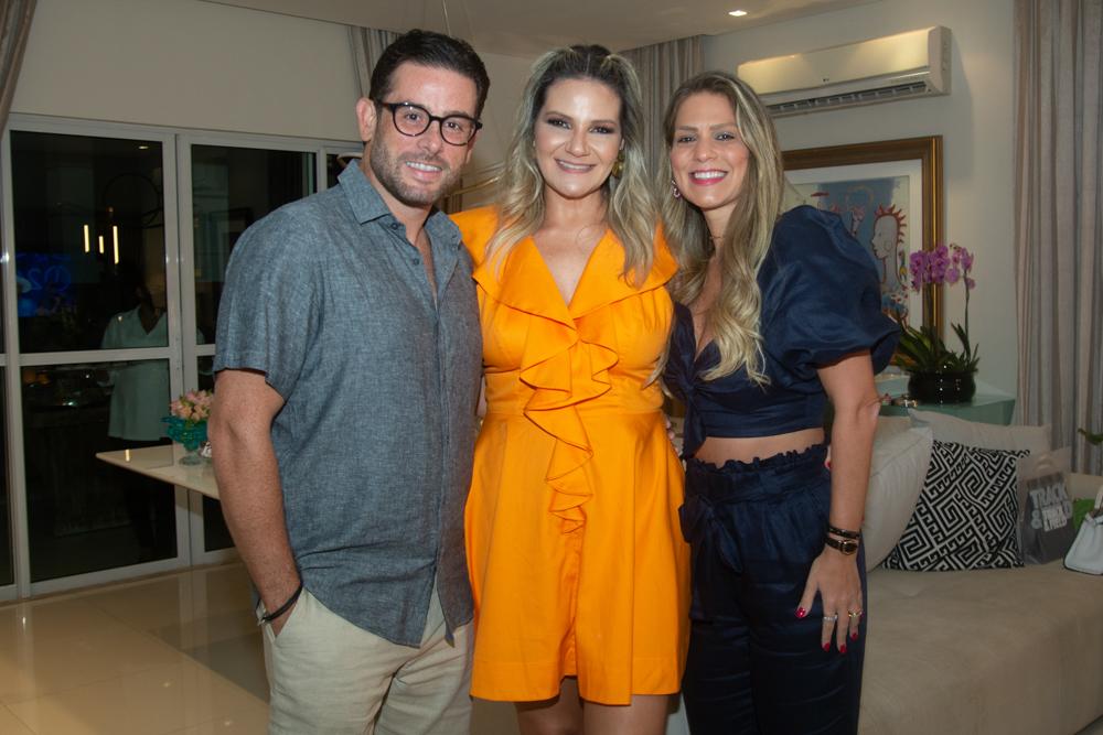 Felipe Bezerra, Rachel Cavalcanti E Mariana Dafonte (1)