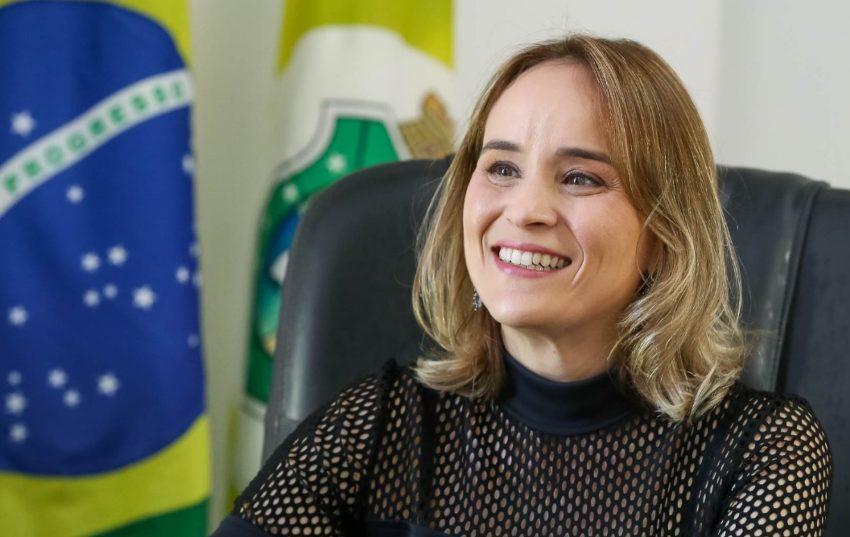 Fernanda Pacobahyba debate Refis e substituição tributária em evento na CDL