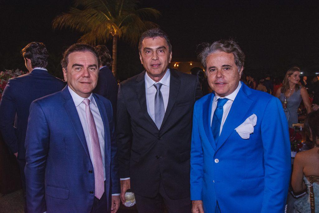 Fernando Linhares, Idesio Rolim E Ivan Bezerra