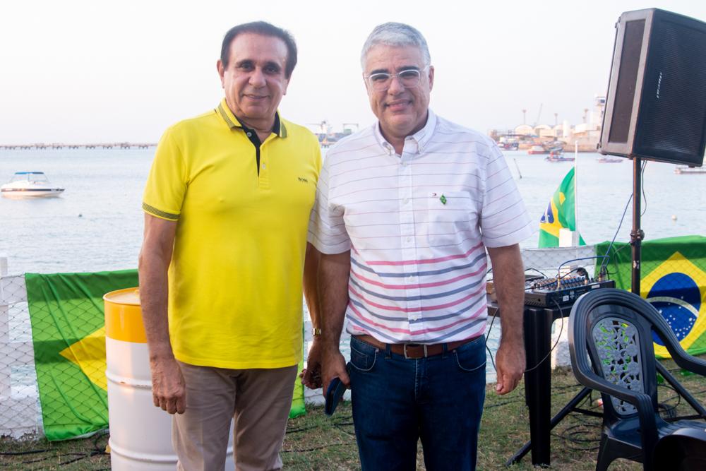 Gaudencio Lucena E Eduardo Girão