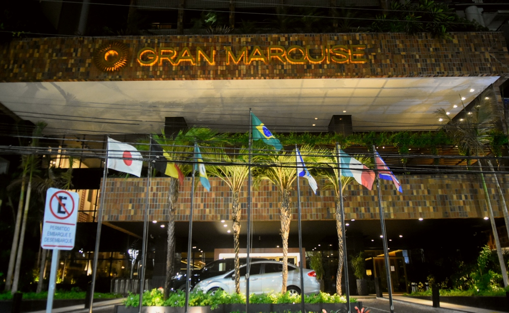 Gran Marquise já registra 95% de taxa de ocupação durante este final de semana