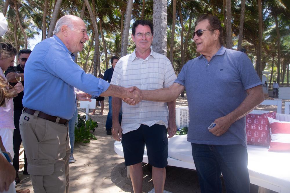 Guillermo Alcorta, Paulo Menezes E Ivon Levy