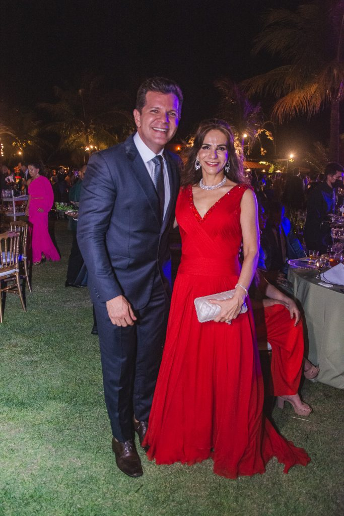 Gustavo Serpa E Sandra Rolim