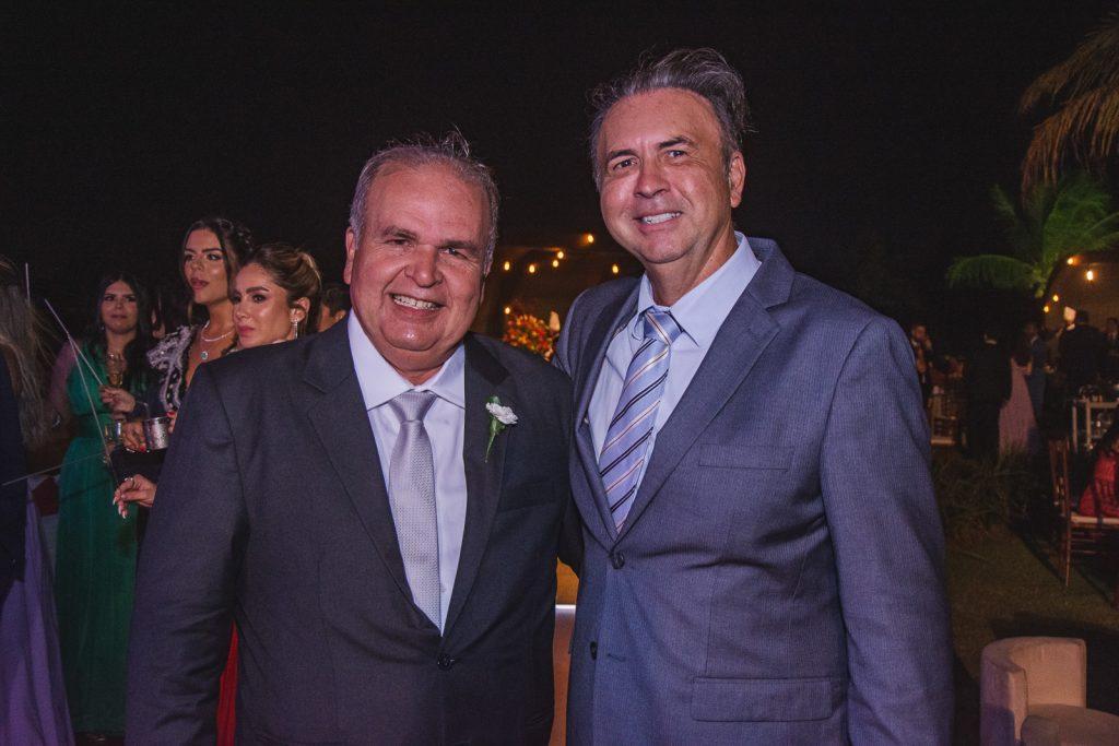 Haroldo Diogo E Joao Cateb Melo