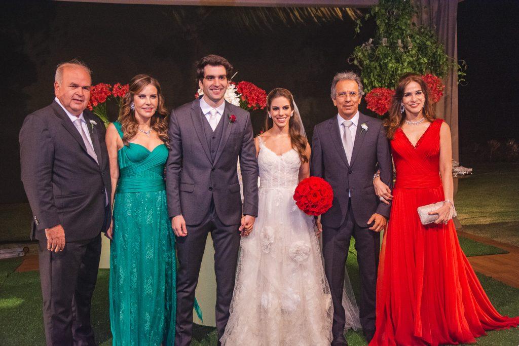 Haroldo Diogo, Rosele Diogo, Raphael Nogueira, Manuela Rolim, Eduardo Rolim E Sandra Rolim