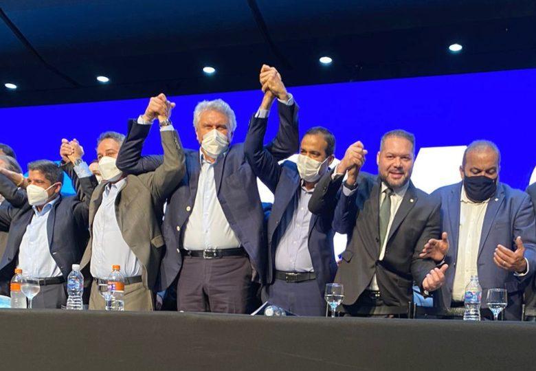 Convenção conjunta entre PSL e DEM aprova a criação do partido União Brasil