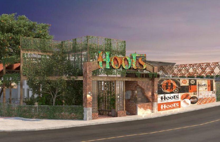 Fortaleza receberá o Hoots, que reúne ótima gastronomia, drinks e rock n' roll