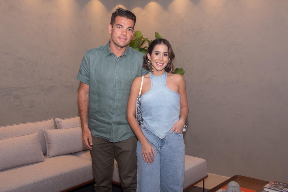 Igor Barden E Gabriela Picanço