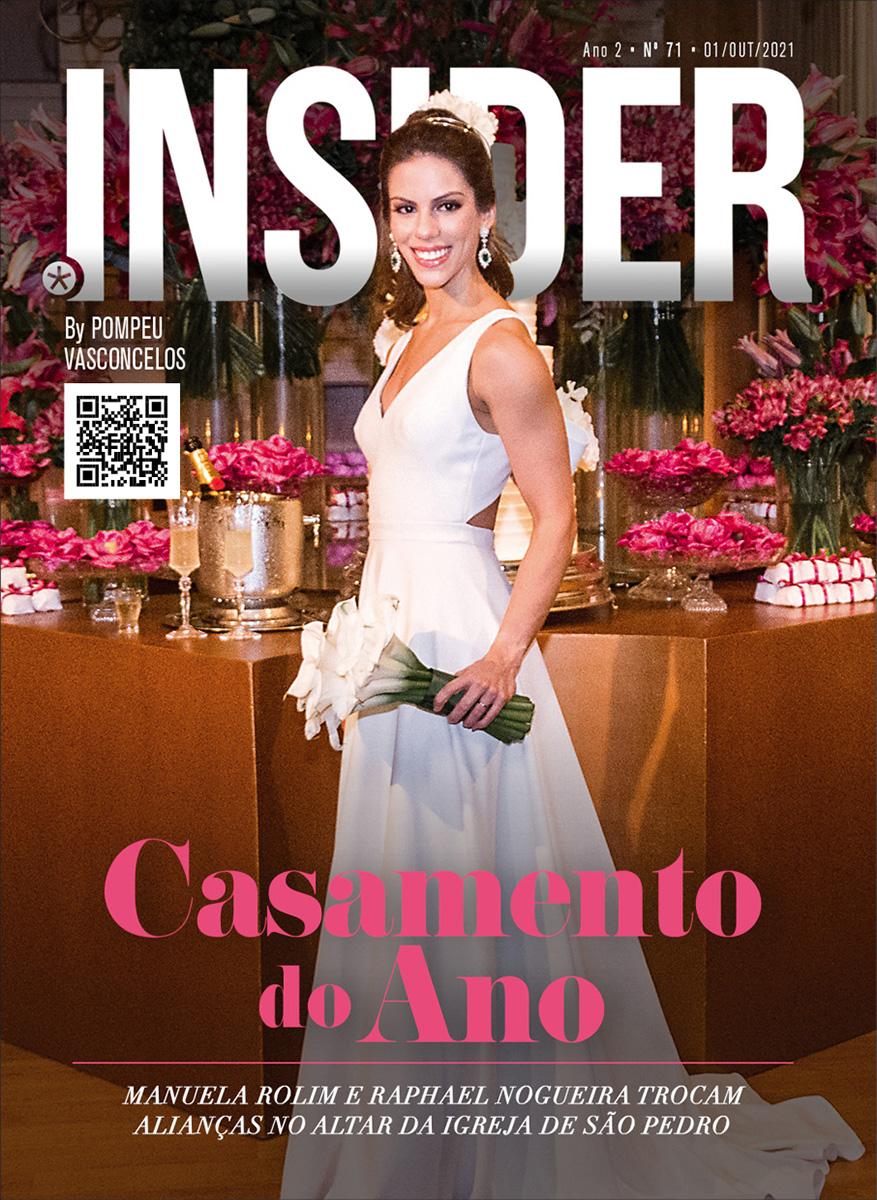 Insider #71 Manuela Rolim