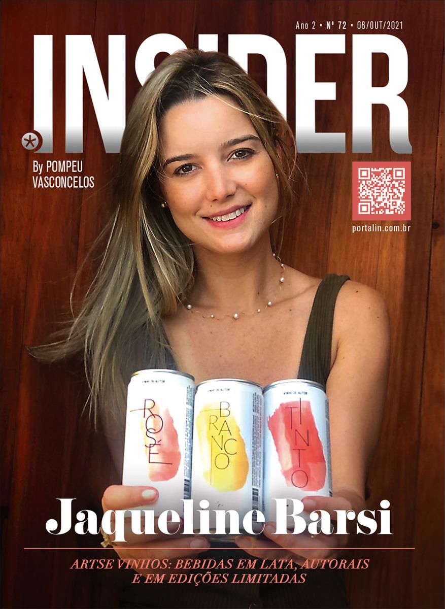 Nº 72 • ano 2021: Jaqueline Barsi