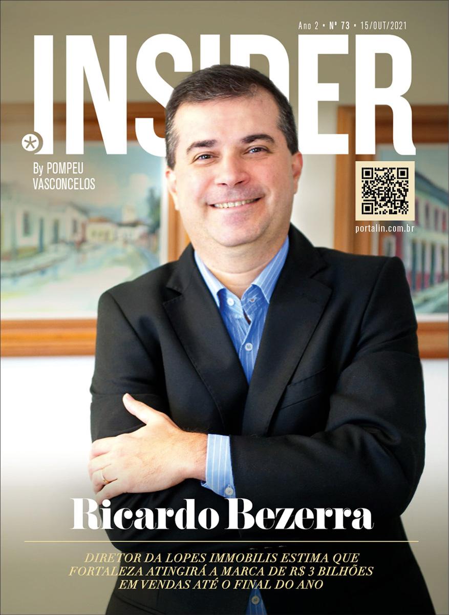 Nº 73 • ano 2021: Ricardo Bezerra