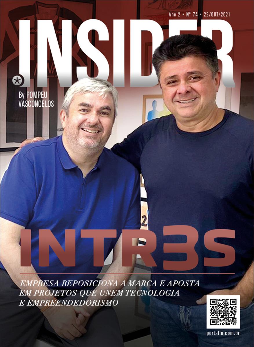 Nº 74 • ano 2021: INTR3S