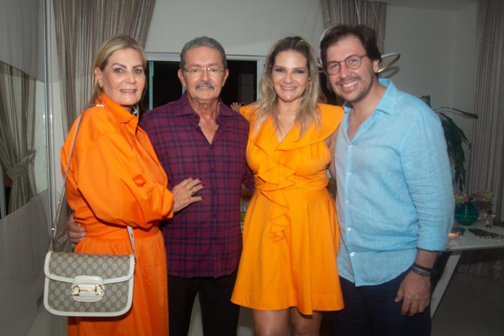 Itala Padilha, Walter Amaral, Rachel E Danilo Cavalcanti