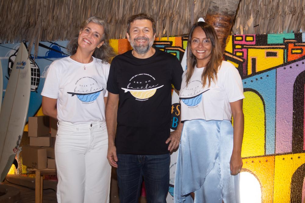 Janaina Coelho, Élcio Batista E Fabrini Andrade