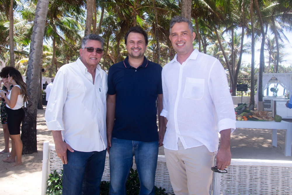 Jânio Natal, Bruno Gonçalves E Murilo Pascoal
