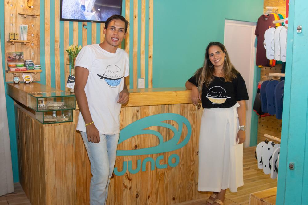 Jefferson Ribeiro E Marcelia Bou Chebl