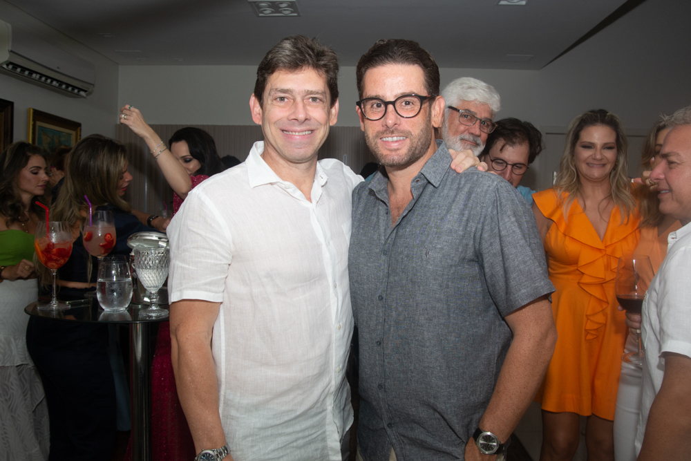 João Carlos Gondim E Felipe Bezerra