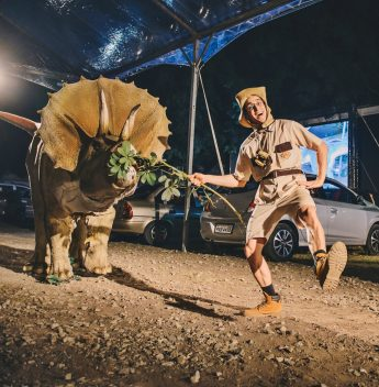 Shopping Iguatemi Fortaleza recebe o Jurassic Safari Experience em novembro. Vem saber!