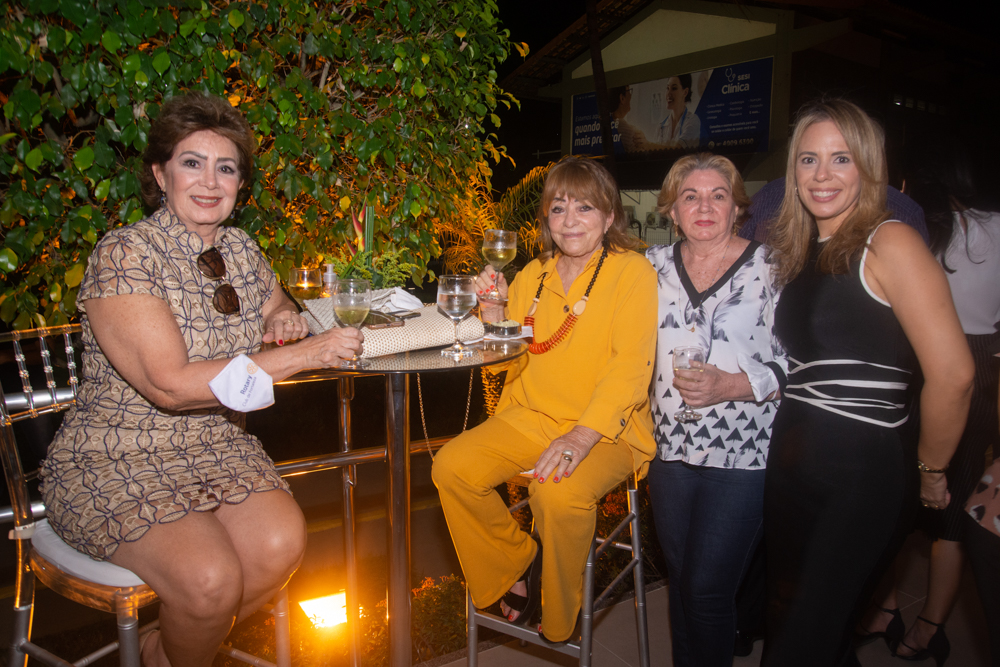 Kilvia Montenegro, Alaisa Montenegro, Katia Farias E Luciana Montenegro