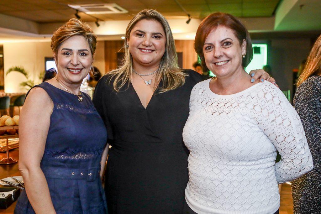 Larissa Rolim, Poliana Nobre E Sandra Vince (2)