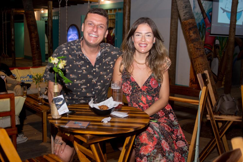 Lucas Donadel E Mariana Veras